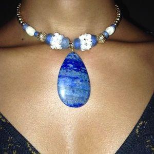 Ocean Pearl Choker Necklace